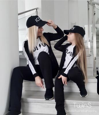 TwinS szett (kardigán+nadrág)-gyerek 1.