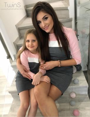TwinS - anya-lánya ruha kollekciók decb19733f