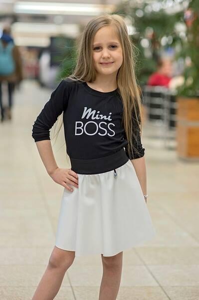 193ba485ac Tini Bőrszoknya - fehér   TwinS Fashion Webáruház